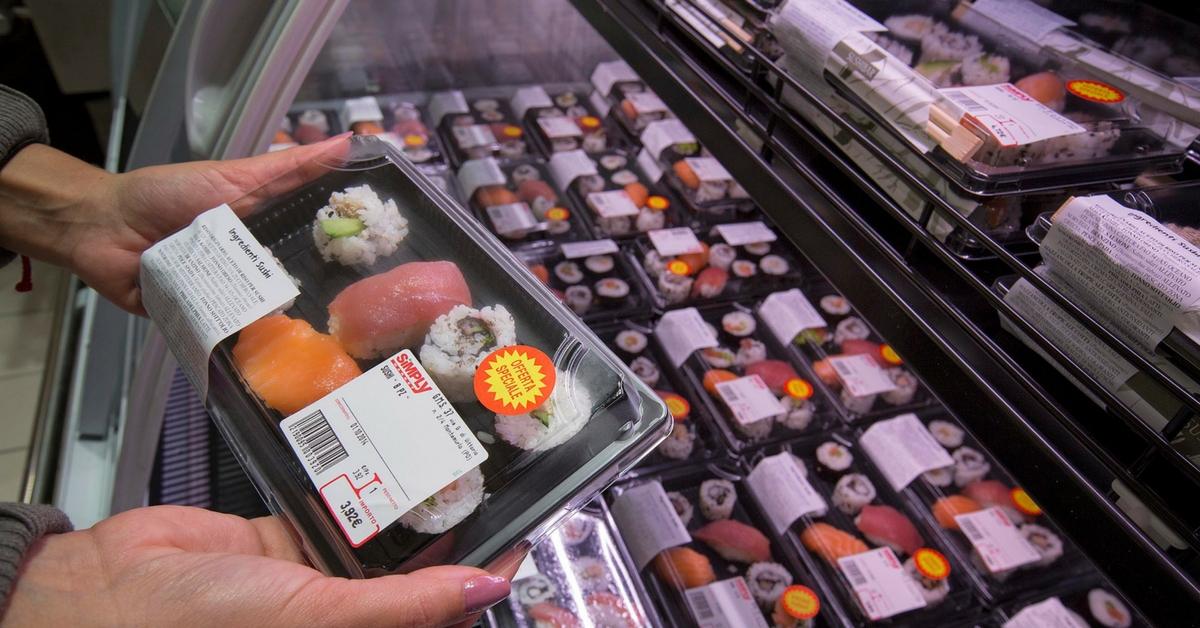 Sushi Supermercato