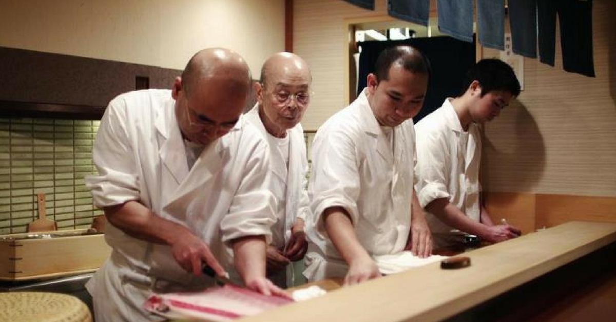 Jiro Ono e gli apprendisti