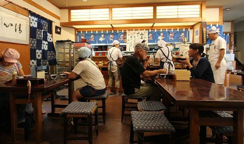 Sashimi prezzo ristorante in Giappone