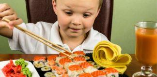 Sushi per bambini consigli
