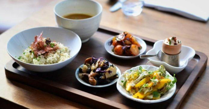 colazione giapponese
