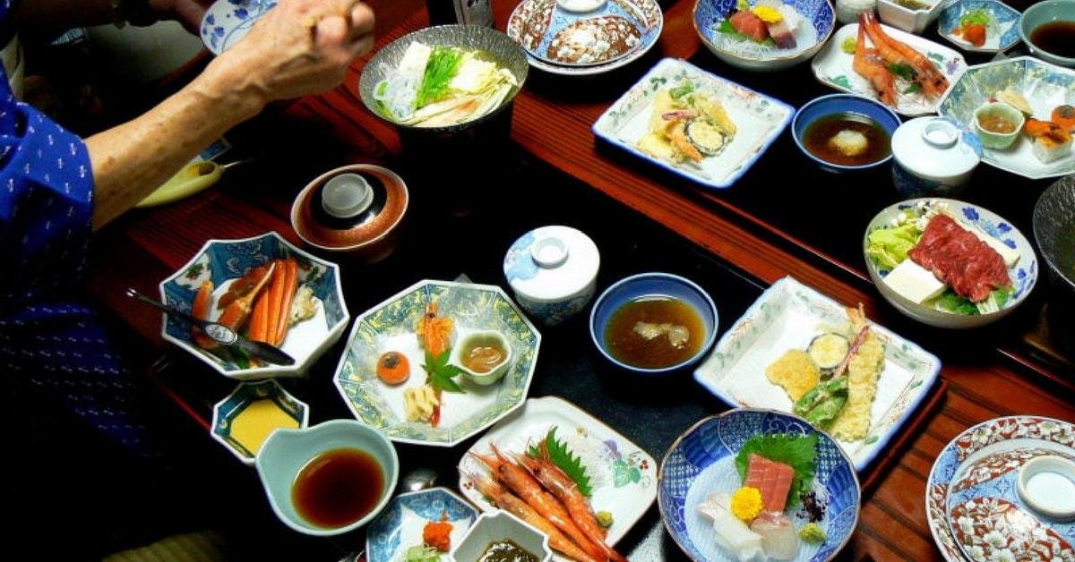 Cena Giapponese Piatti Portate E Menù Esempio Sushisenpai