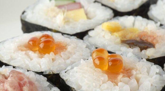 futomaki sushi